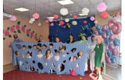 Праздник Весны в детском саду!