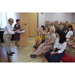 """Семинар """"Активные формы и приемы на уроках английского языка в начальной школе"""" для учителей школ города."""