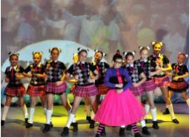 Танцевальные и театральные студии прогимназии