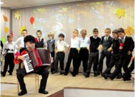 Вокально-хоровое  объединение и  инструментальная студия  прогимназии