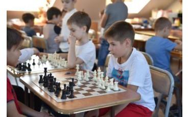 Поздравляем победителей первого шахматного турнира