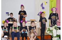 """Отчетный концерт """"Рождественская мелодия"""""""