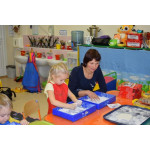 На базе прогимназии состоялся семинар для заведующих детскими садами из г. Владивостока, 2015