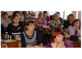 Участие наших коллег в ежегодном Форуме Образовательных инициатив, 2015