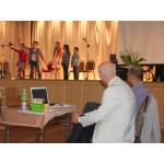 Авторский семинар Шалвы Амонашвили посетили педагоги прогимназии, 2015