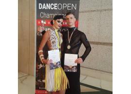 Яркая победа наших тренеров ансамбля «NIKA-DАNCE» на Международном танцевальном турнире Dance Open Championship Dubai, 2017