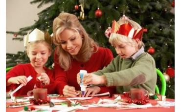 """15 - 22 декабря Выставка и благотворительная акция """"Семейная новогодняя игрушка"""""""