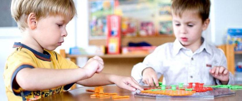 Производится набор в группы детского сада и начальную школу на 2019/2020 год